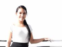 portrait of Juliana